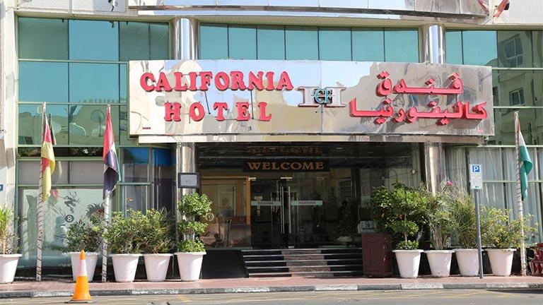 هتل کالیفرنیا دبی