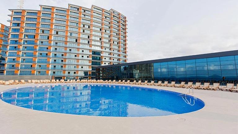 هتل ایفوریا باتومی