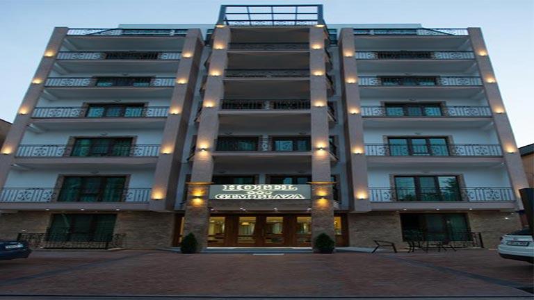 هتل جی تی ام پلازا تفلیس