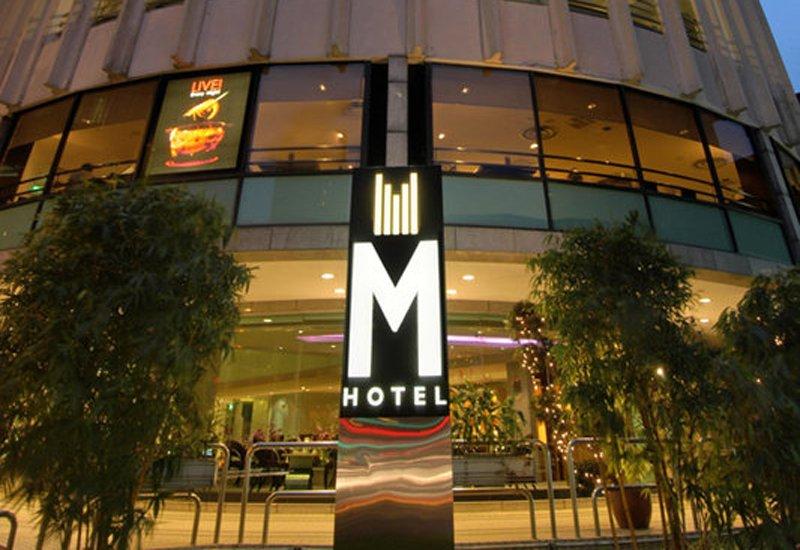 ام هتل دانتون