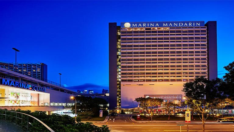 هتل ماریا ماندارین سنگاپور