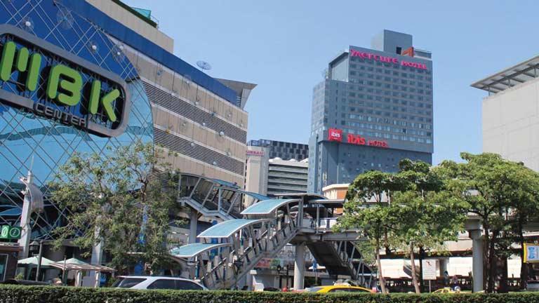 مرکور بانکوک سیام