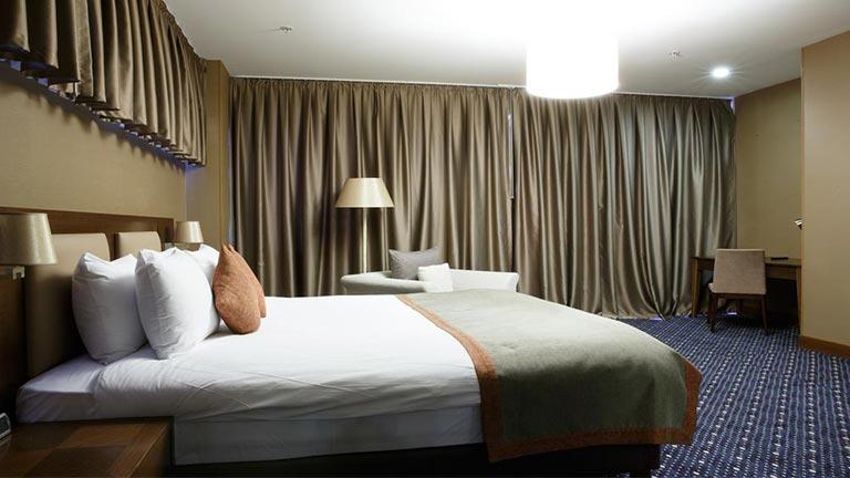 هتل استی بریج سوییتس
