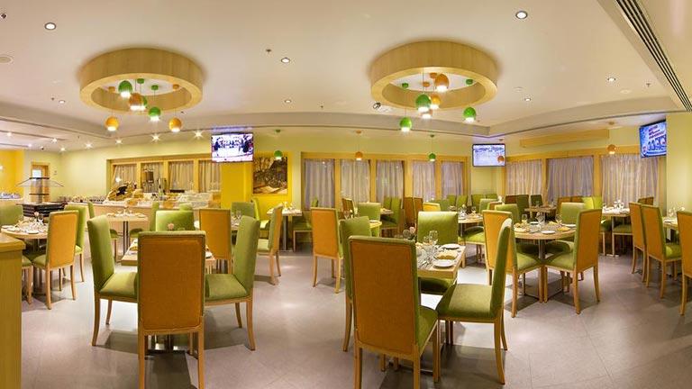 هتل سان اند اسکای الریگا دبی