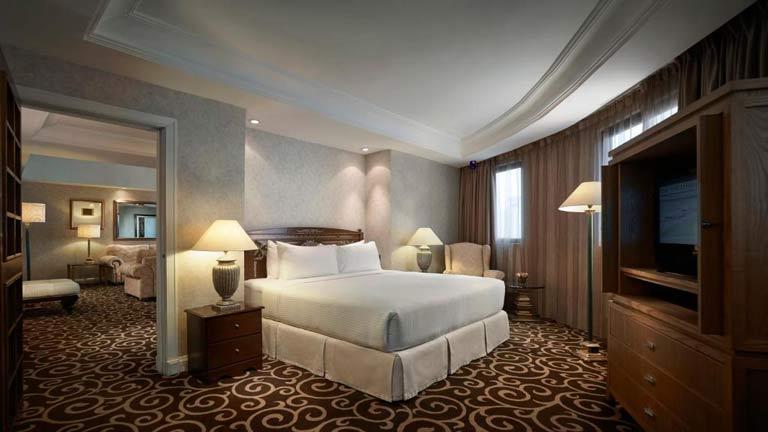 هتل سانوی پوترا