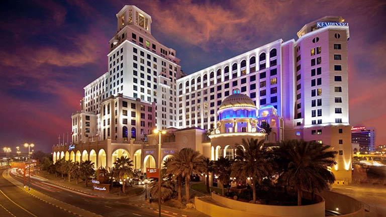 کمپینسکی هتل