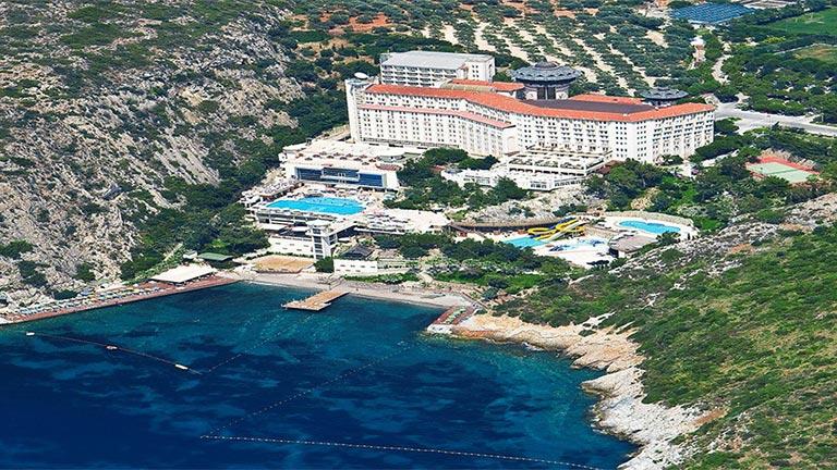هتل آلکوگلر آداکوله