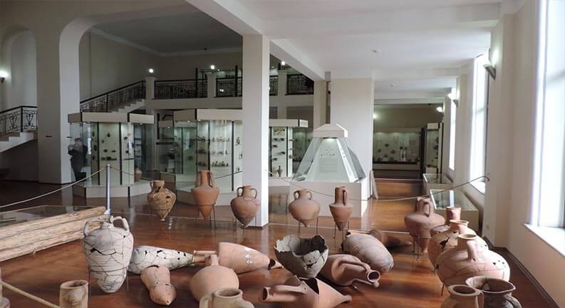 حفاری های موزه