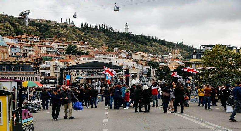 فستیوال تبلیسوبا