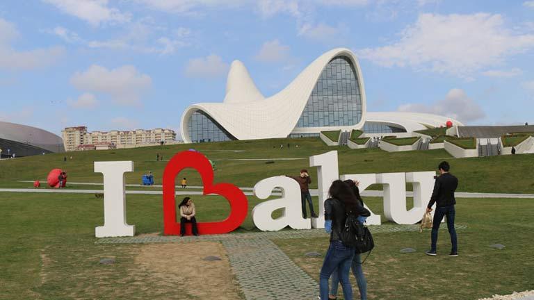 تفریح هیجانانگیز در باکو