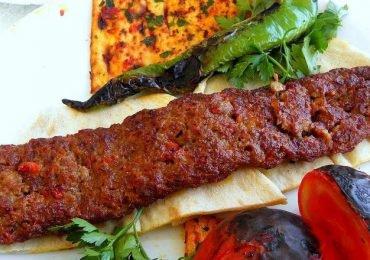 کباب از خوشمزه ترین غذاهای آنکارا