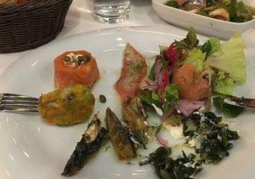 10 غذای آنکارا