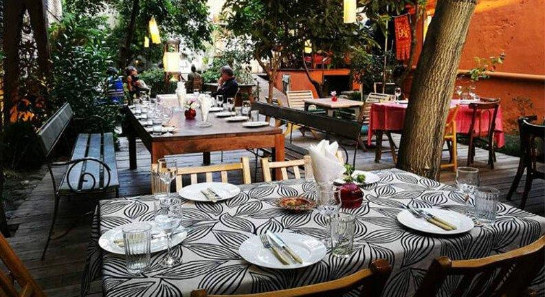 برترین رستوران های گرجستان
