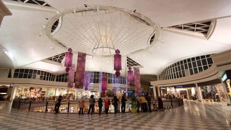 مرکز خرید آلاماندا در مالزی