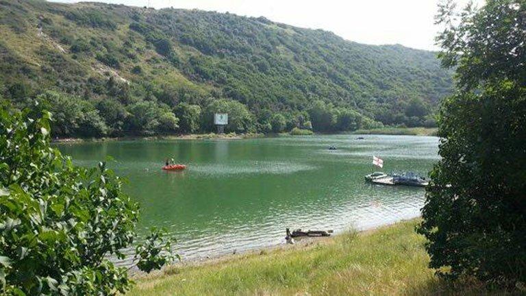دریاچه لاکپشت تفلیس