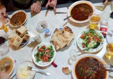 بهترین رستورانای گرجستان