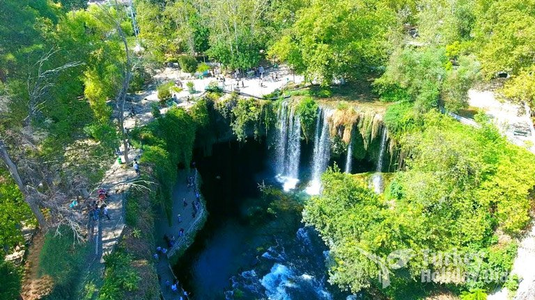 آبشار دودن آنتالیا
