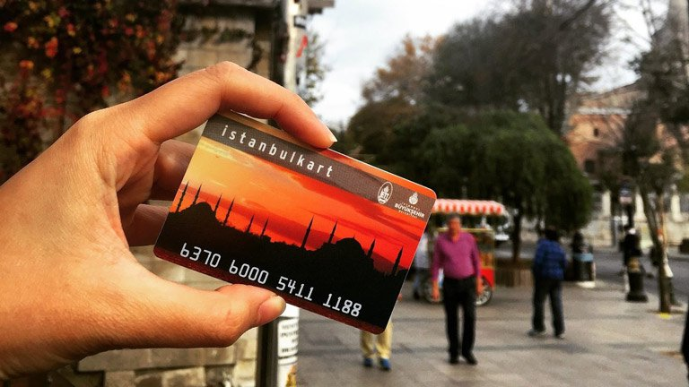 استانبول کارت چیست