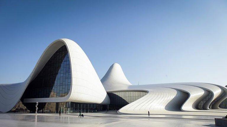 مرکز حیدر علیاف باکو