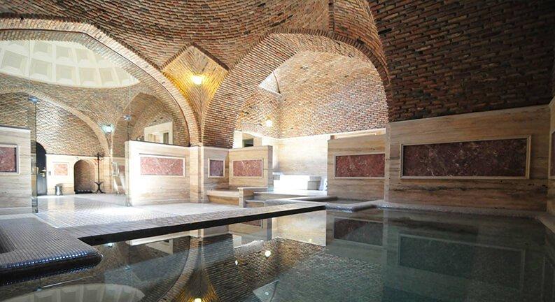 حمام گوگردی گولو، یک حمام داغ بینظیر (Gulo's Thermal Spa)