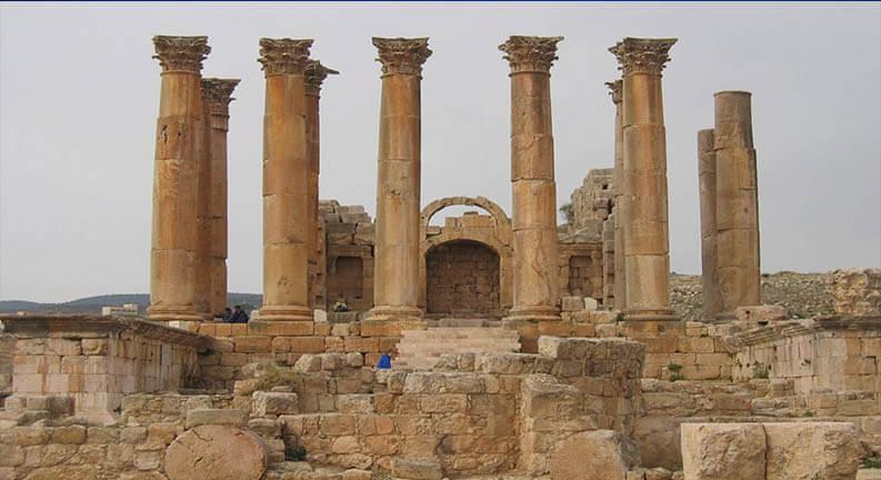 بنای معبد آرتمیس