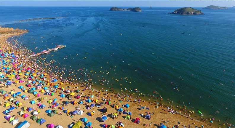 سواحل دالیان