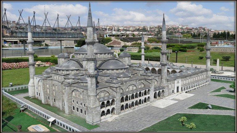 پارک مینیاتوریک استانبول