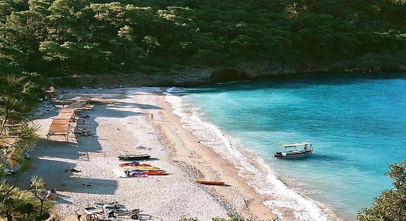 سواحل کاباک