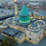 آرامگاه مولوی در ترکیه