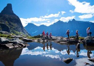 سرسبزترین مناطق دنیا