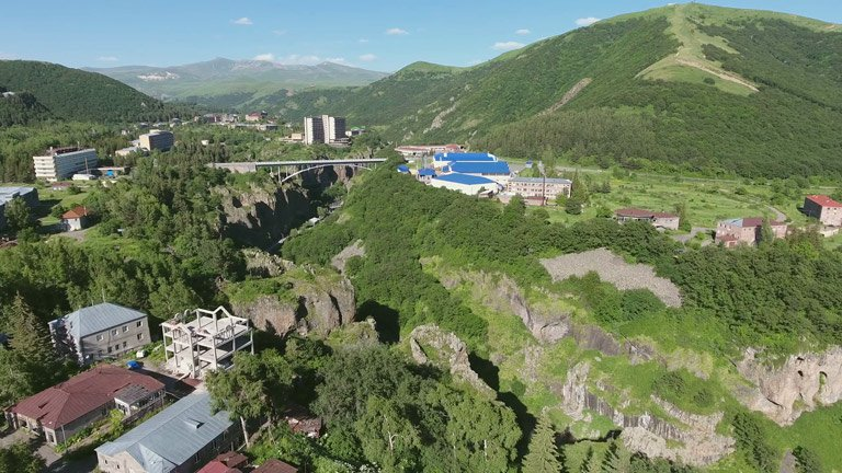 شهر جرموک ارمنستان