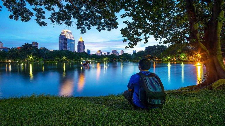 پارک لوپینی بانکوک