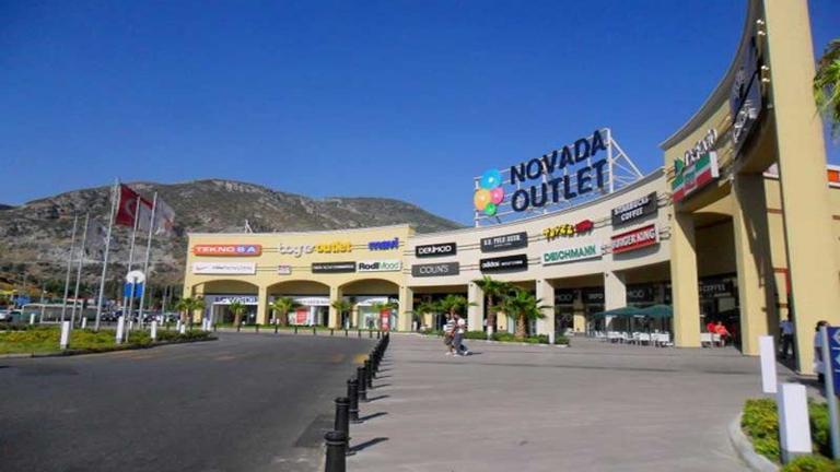 مرکز خرید AVM کوشآداسی