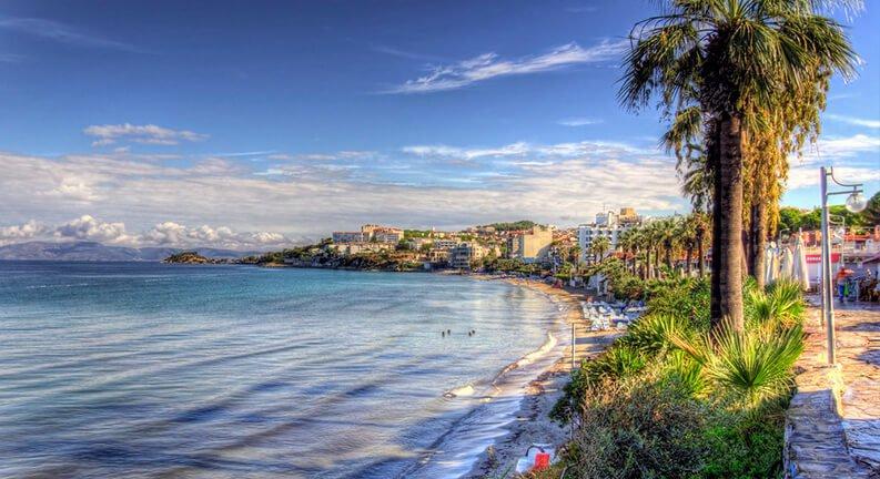 ساحل بانوان کوش آداسی
