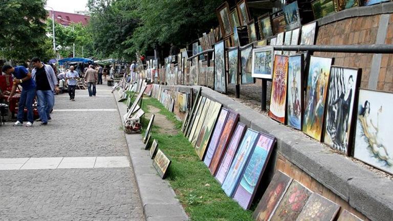 بازار درای بریج گرجستان