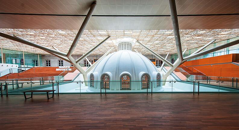 نمای داخلی گالری سنگاپور