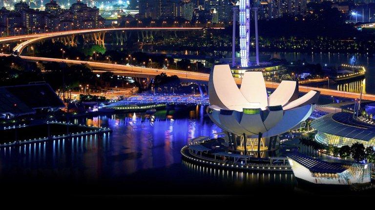 موزه علم و هنر سنگاپور