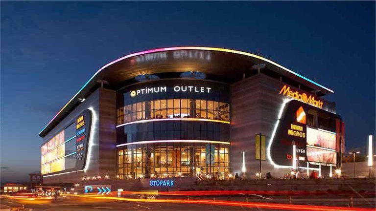 مرکز خرید اوتلت استور
