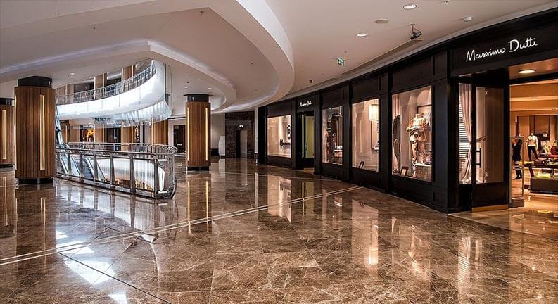 طبقه دوم پورت باکو