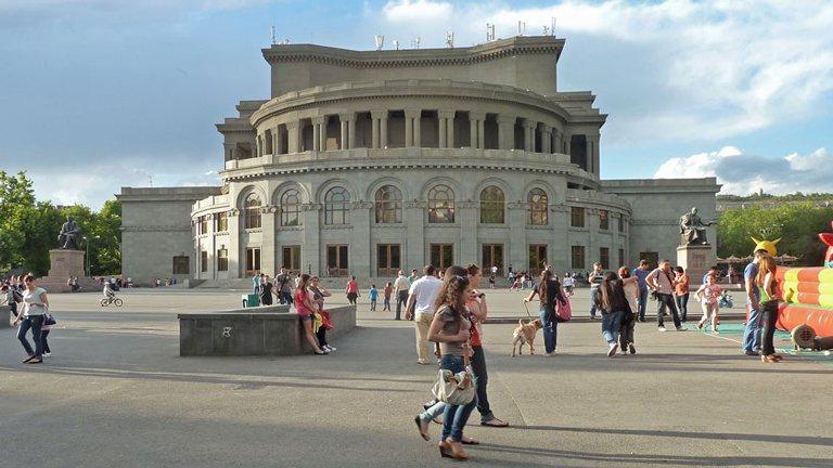 راهنمای سفر به ارمنستان