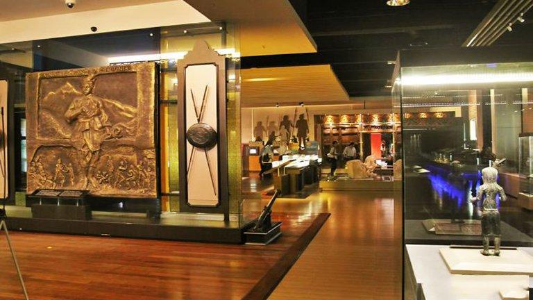 موزه ملی کوالالامپور
