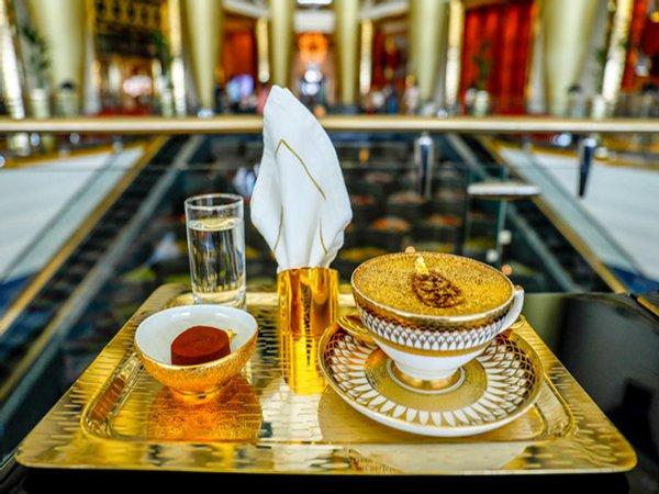کاپوچینوی طلا در العرب
