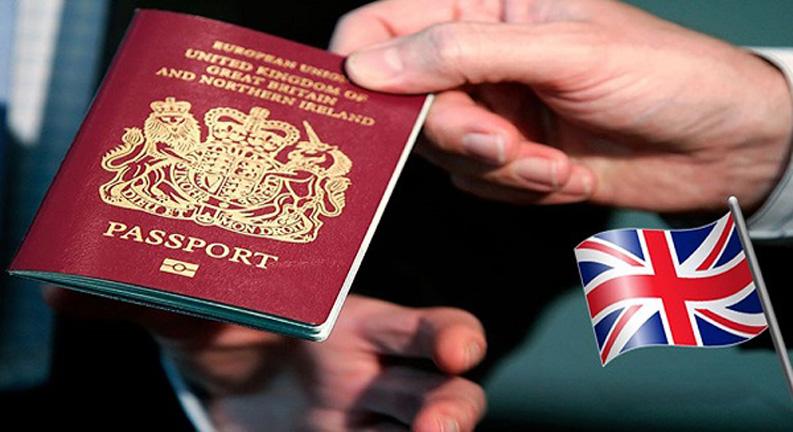 مراحل اخذ ویزای انگلستان