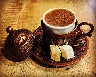 قهوه سوغاتی آنکارا