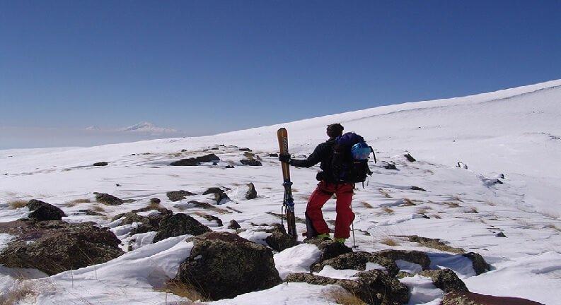 کوه های اراگاتس برای ارمنی ها