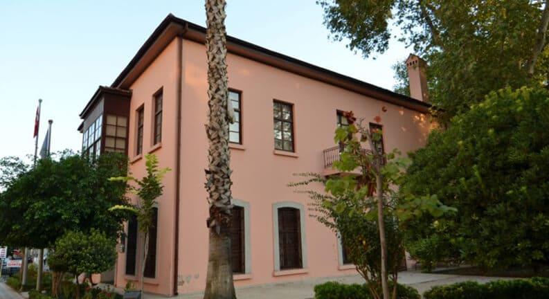 موزه آتاتورک آنتالیا