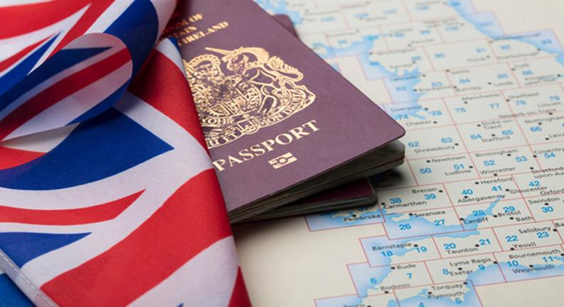 انواع ویزای کاری انگلستان
