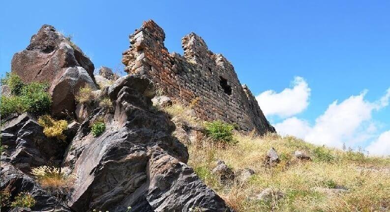 قلعه امبرد ارمنستان