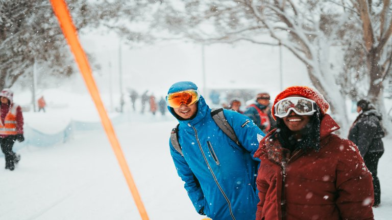 اسکی در گرجستان