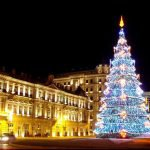 جشن کریسمس در باکو